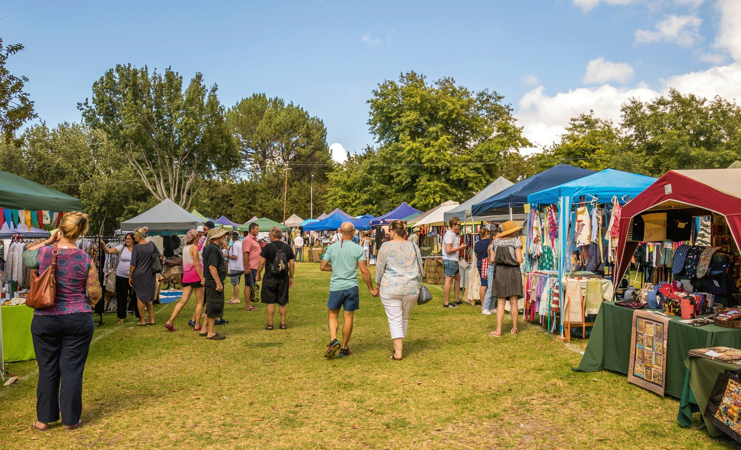 Biloela Markets in the Park - Tourism TAS