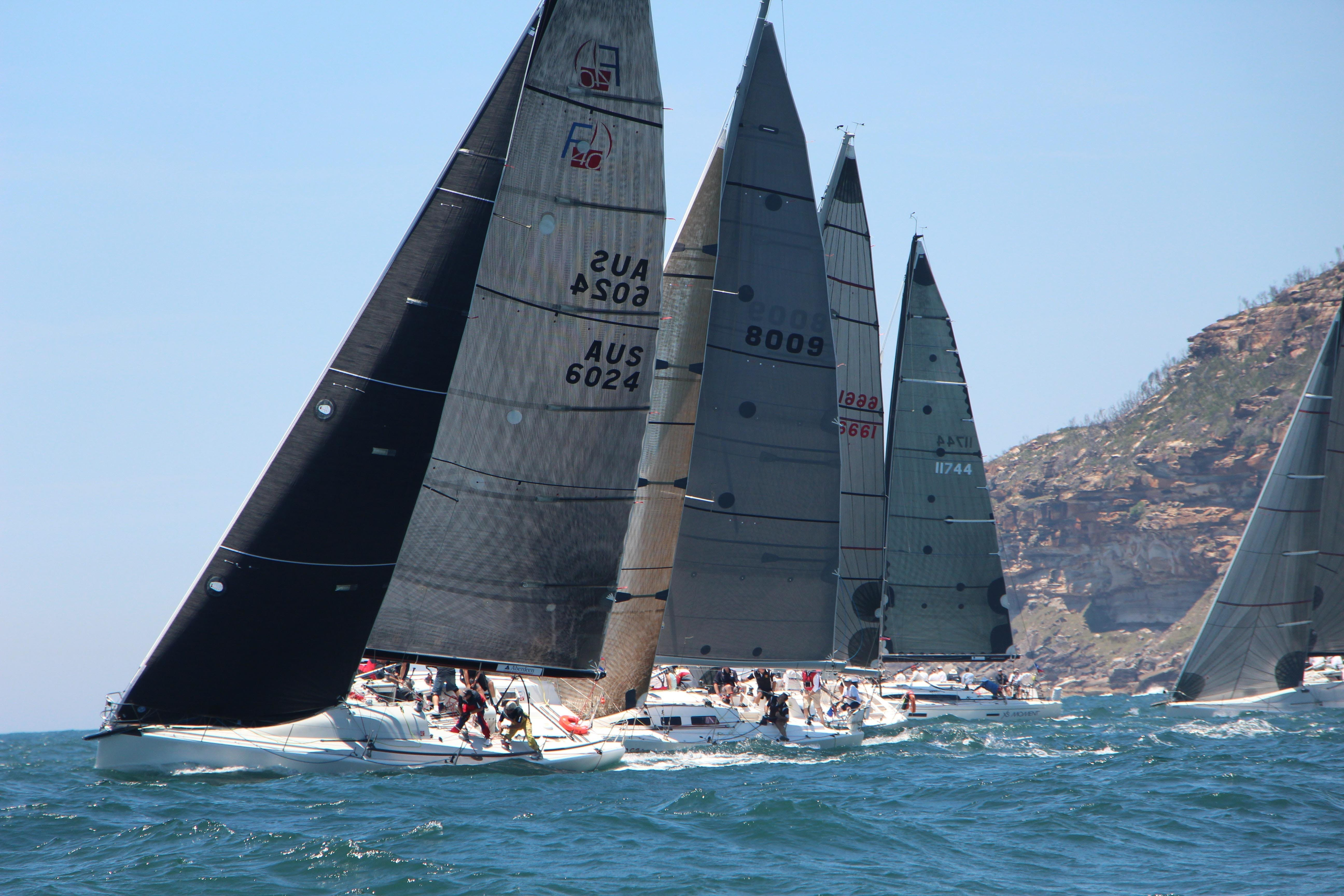Club Marine Pittwater to Coffs Harbour Yacht Race - Tourism TAS
