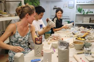 Hand Building Pottery Classes - Tourism TAS