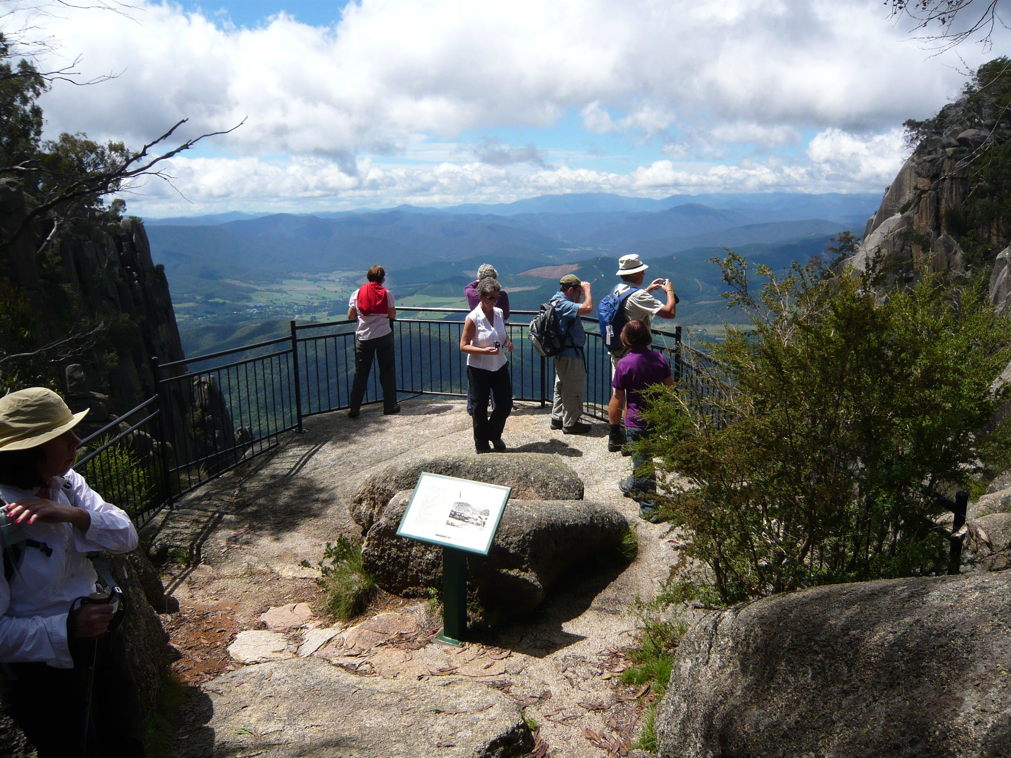 Hedonistic Hiking's Mount Buffalo Hike and Picnic - Tourism TAS