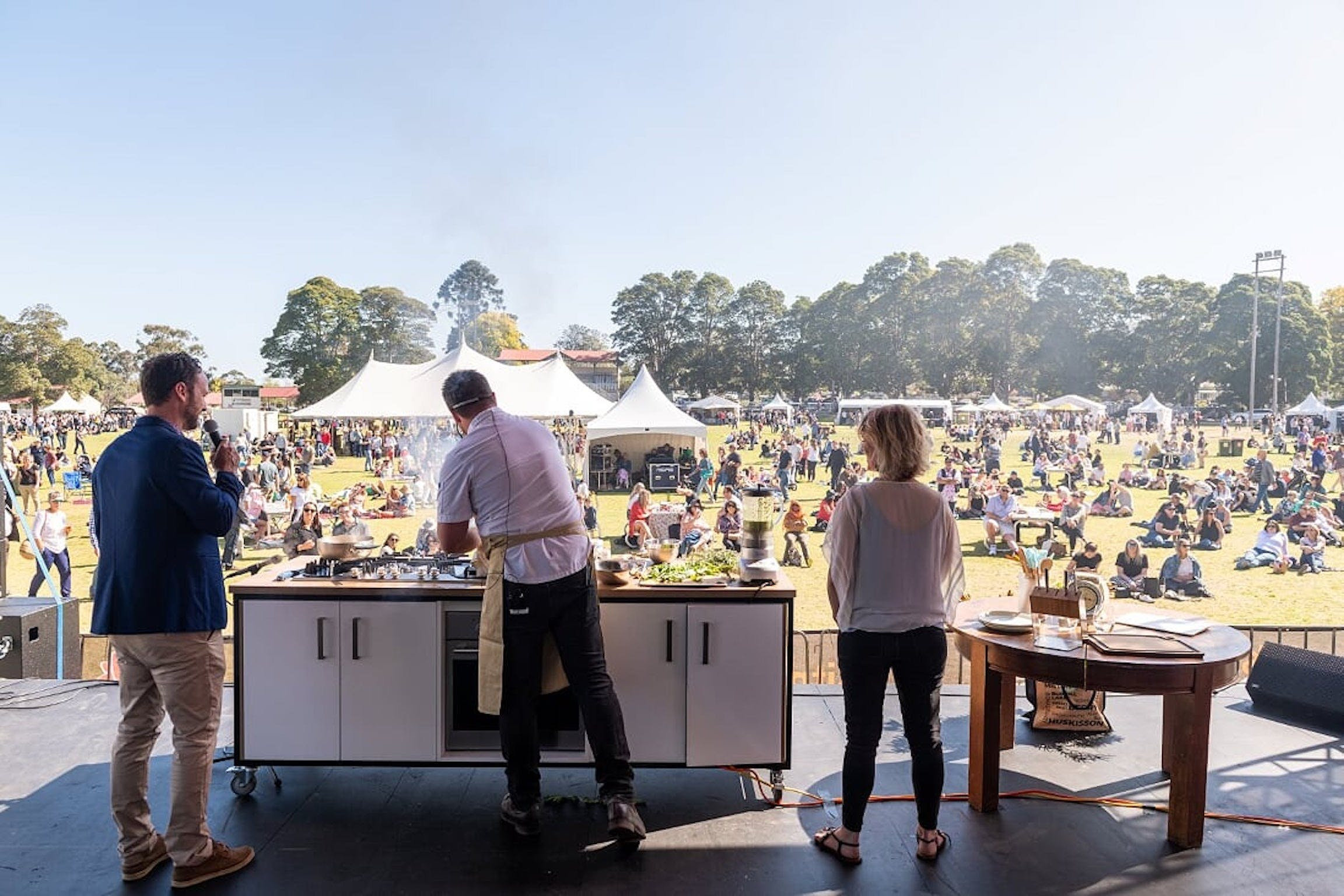 South Coast Food and Wine Festival - Tourism TAS