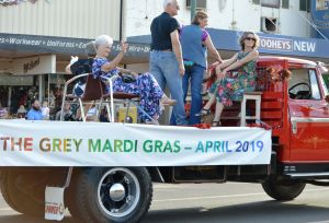 The Grey Mardi Gras - Tourism TAS