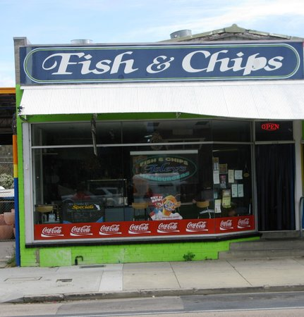 Isley's Fish  Chips - Tourism TAS