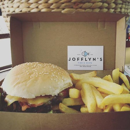 Jofflyn's Fish  Chips - Tourism TAS