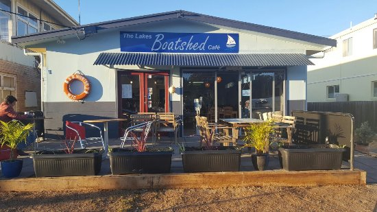 The Lakes Boatshed Cafe - Tourism TAS