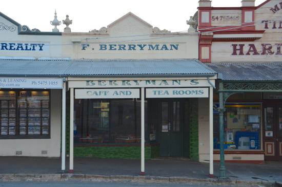 Berryman's Cafe and Tearooms - Tourism TAS