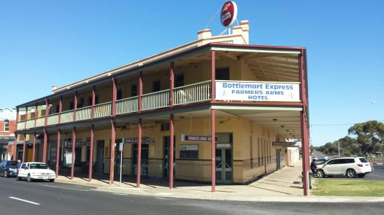 Farmers Arms Hotel - Tourism TAS