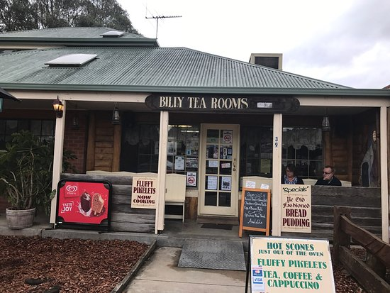 Glenrowan Dad and Dave's Billy Tea Rooms and Accommodation - Tourism TAS