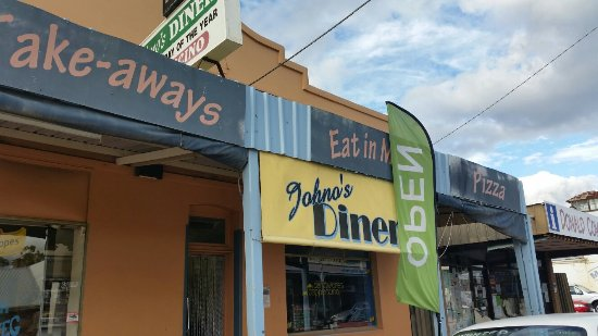Johno's Diner - Tourism TAS