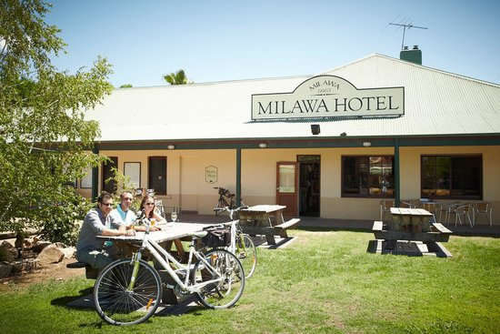 Milawa Commercial Hotel Restaurant - Tourism TAS