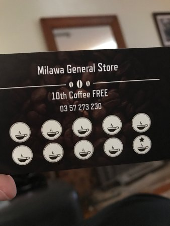 Milawa General Store and Coffee Shop - Tourism TAS