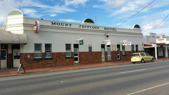 Mount Jeffcott Hotel - Tourism TAS