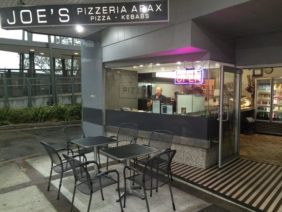 Joe's Pizzeria Arax - Tourism TAS