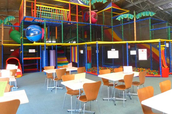 Rumble Tumbles Indoor Playcentre  Cafe - Tourism TAS