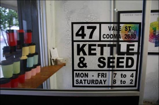 Kettle  Seed Cafe and Coffee Roaster - Tourism TAS
