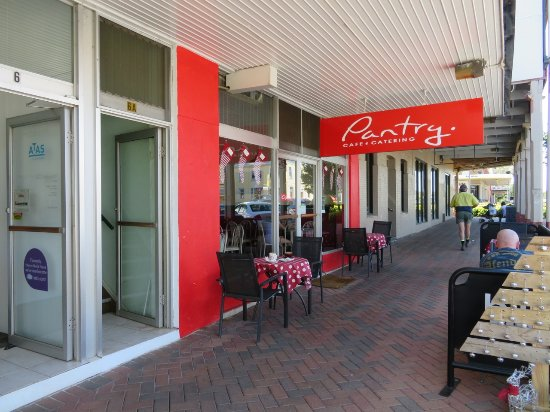 Pantry Cafe  Catering - Tourism TAS