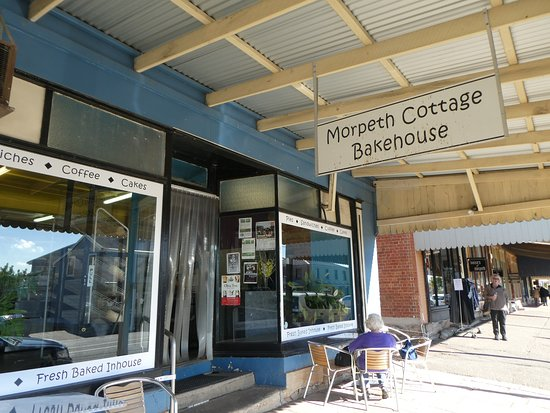 Morpeth Cottage Bakehouse - Tourism TAS