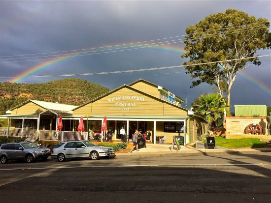 Wisemans Ferry Grocer Cafe - Tourism TAS