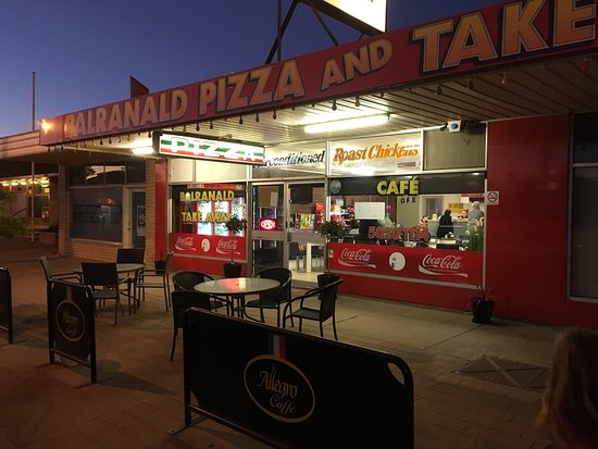 Balranald Take Away - Tourism TAS