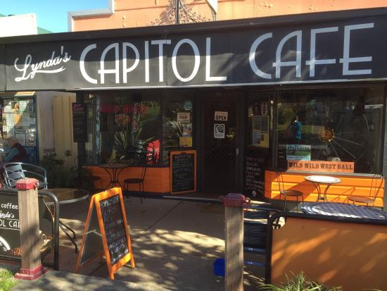 Capital Cafe - Tourism TAS
