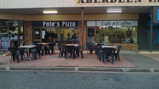 Pete's Pizza - Tourism TAS