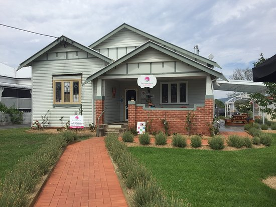 The Crepe Myrtle Tea and Coffee Rooms - Tourism TAS