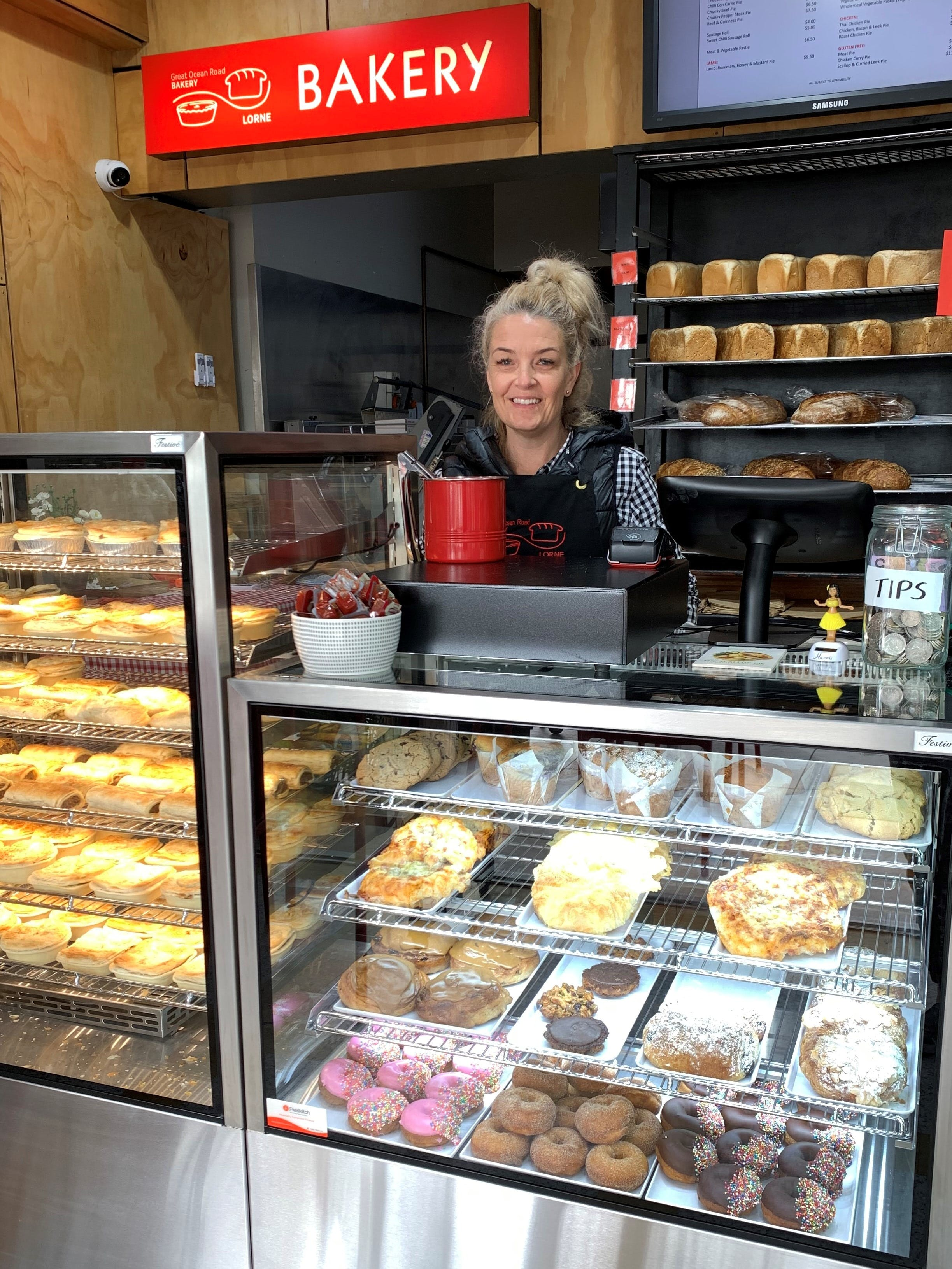 Great Ocean Road Bakery - Tourism TAS