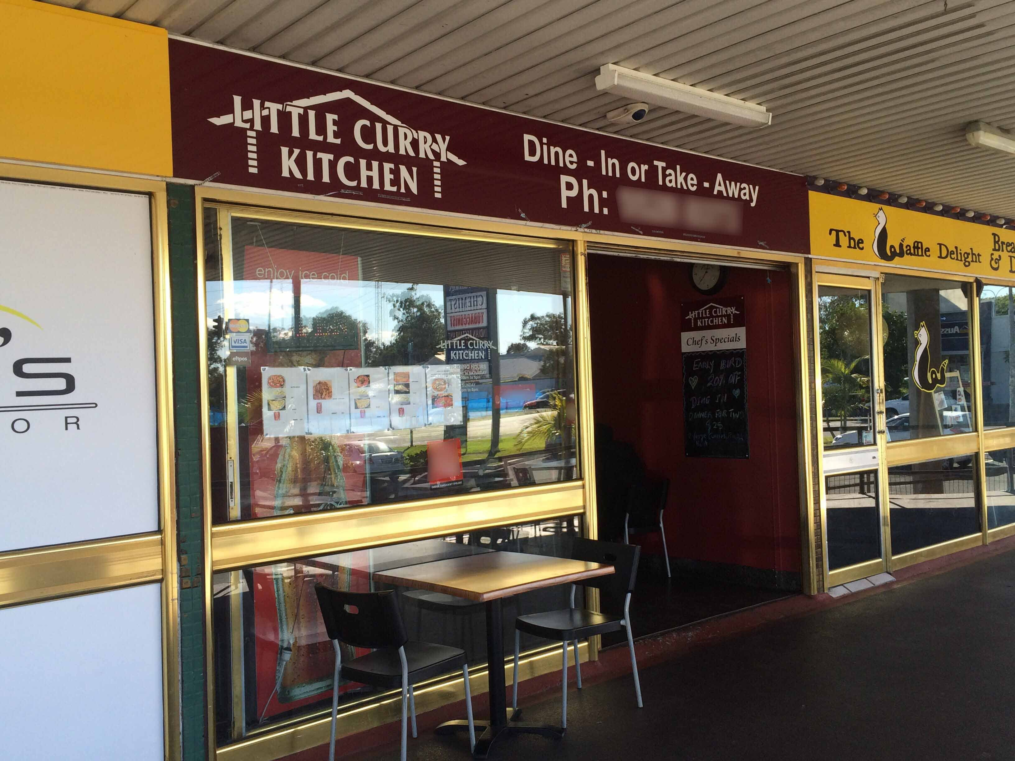 Little Curry Kitchen - Tourism TAS