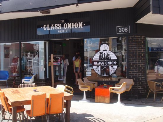The Glass Onion Society - Tourism TAS