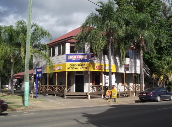 Queensland National Hotel - Tourism TAS