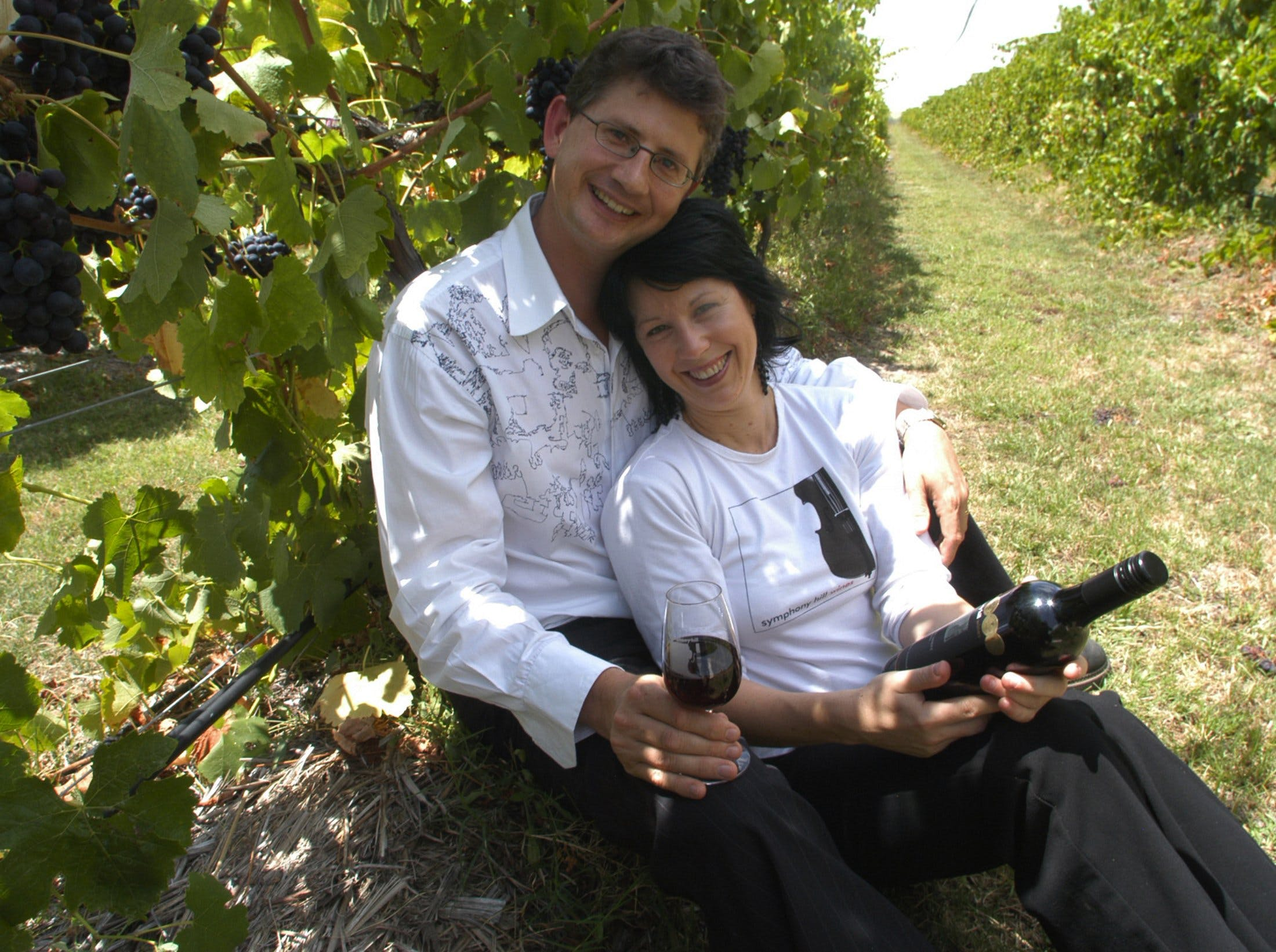 Symphony Hill Wines - Tourism TAS