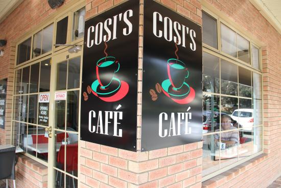 Cosis Cafe - Tourism TAS