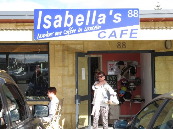 Isabella's Cottage Cafe - Tourism TAS