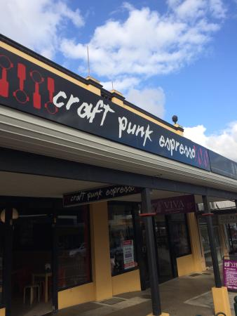 Craft Punk Espresso - Tourism TAS