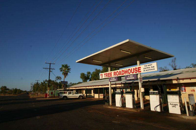 Ti Tree Roadhouse - Tourism TAS