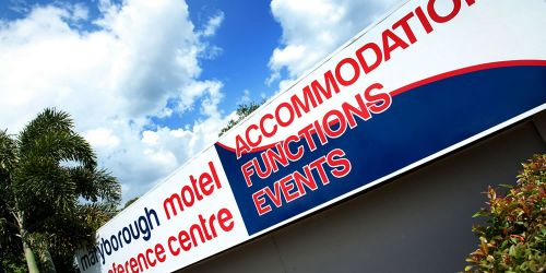 Maryborough Motel  Conference Centre - Tourism TAS