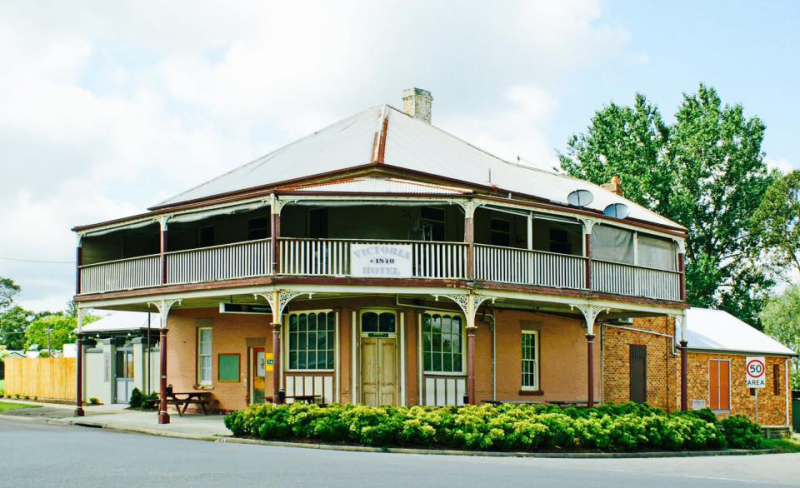 The Victoria Hotel Hinton - Tourism TAS