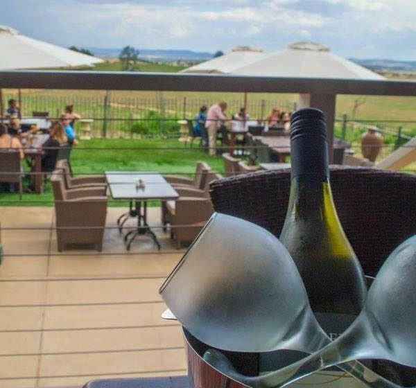 Cottontails Restaurant and Winery - Tourism TAS