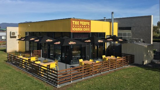 The Verve Lounge Cafe at Old Beach - Tourism TAS