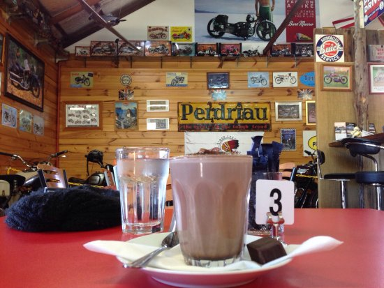 Burt Munro Motorcycle Cafe - Tourism TAS