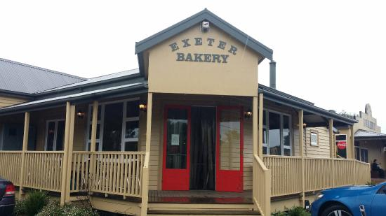 Exeter Bakery - Tourism TAS