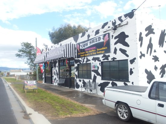 The Cow Shed - Tourism TAS