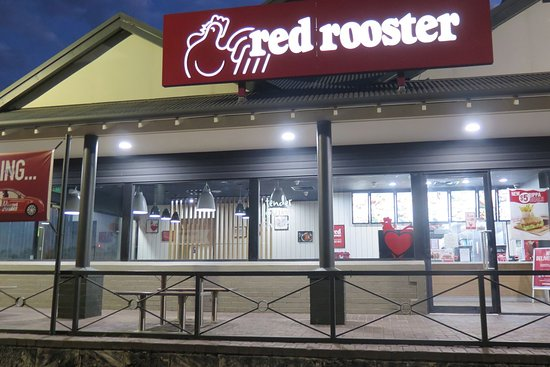 Red Rooster - Tourism TAS