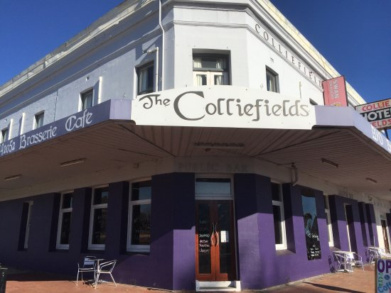 The Colliefields Coffee Shoppe / Tea House - Tourism TAS