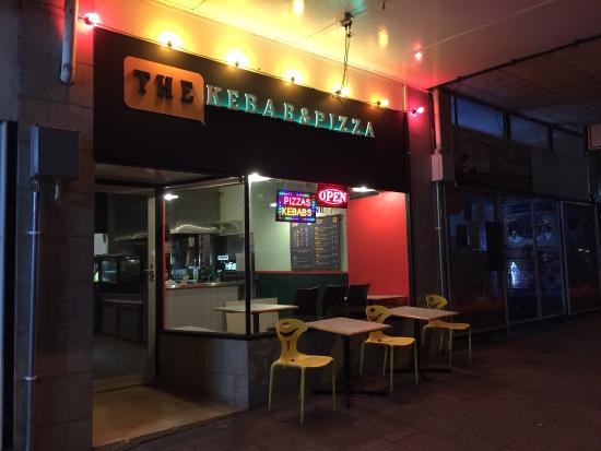The Kebab  Pizza in Collie - Tourism TAS