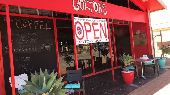 Coltons Beef Jerky and Cafe - Tourism TAS