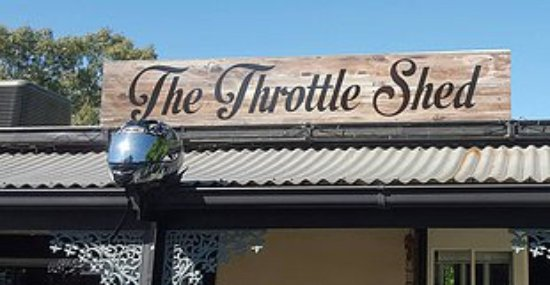The Throttle Shed - Tourism TAS