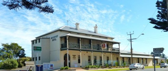 Beachport Hotel - Tourism TAS