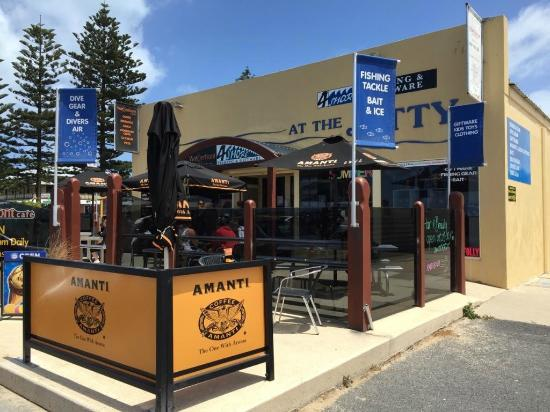 Waterfront Cafe - Tourism TAS