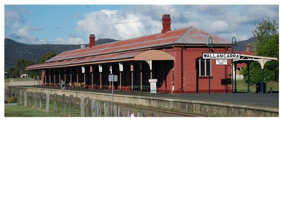 Wallangarra Railway Cafe - Tourism TAS